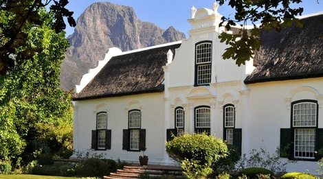 Legendary Cape Winelands